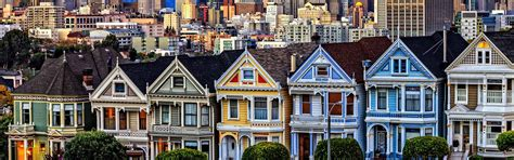 Painted Ladies   San Francisco Attractions   Big Bus Tours