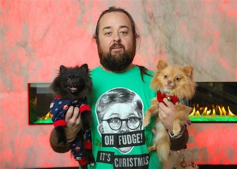 Chumlee - Not a creature was stirring, not even a mouse