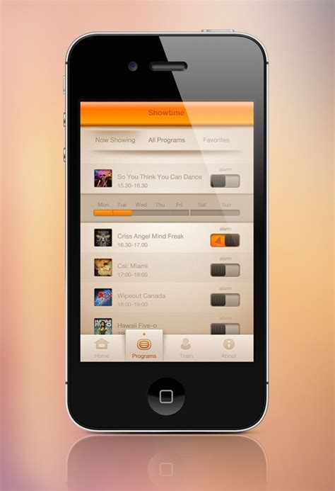 35+ Great iOS User Interface Design Inspirations and