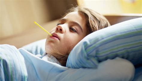 7 Murphy's Laws When Your Kid is Home Sick