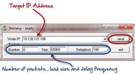 DoS (Denial of Service) Attack Tutorial: Ping of Death, DDOS