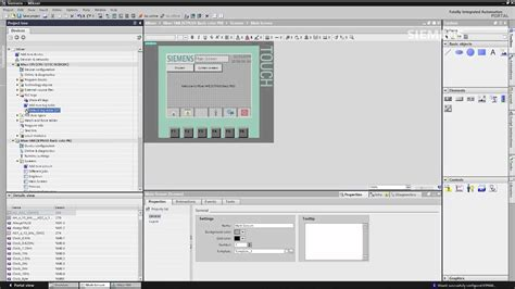 Automation Tasks: Adding a HMI to a SIMATIC S7-1200