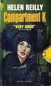Compartment K (1955) by Helen Reilly – Dead Yesterday