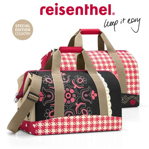 reisenthel - allrounder L - special edition country
