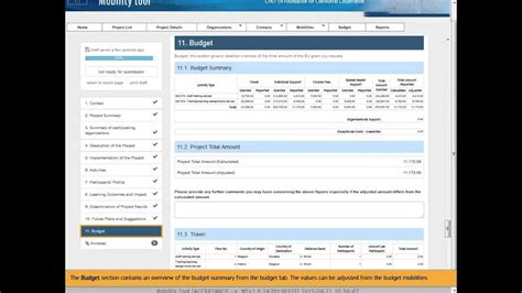 Beneficiary Reports Mobility Tool + - YouTube