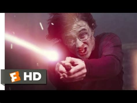Harry Potter And The Goblet Of Fire - Harry Battles