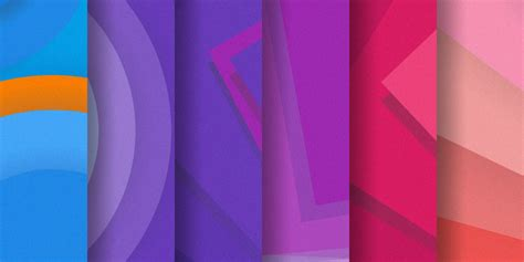 New free set of 30 material design backgrounds - Oxygenna