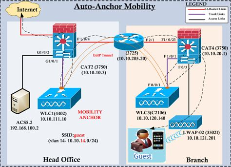Auto-Anchor Mobility   mrn-cciew