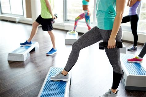 The Best Step Workout Videos   LIVESTRONG