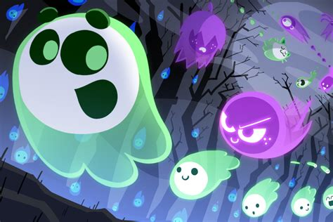 Google's Halloween Doodle is a competitive multiplayer