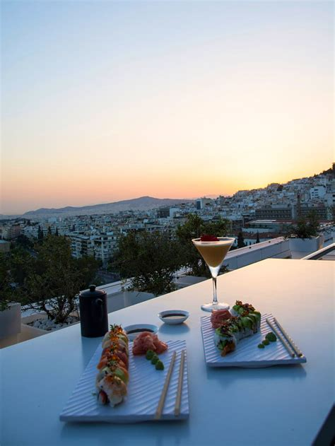The best rooftop bars in Athens - Lonely Planet