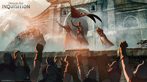 Take a look at some of Dragon Age: Inquisition's stellar