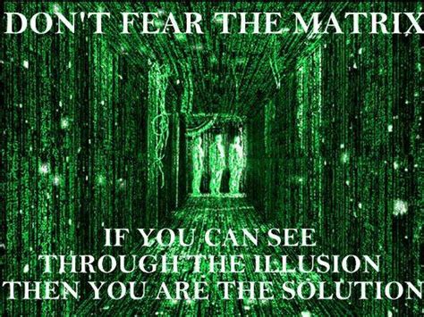 Matrix reloaded, further down the Narcissistic Abuse