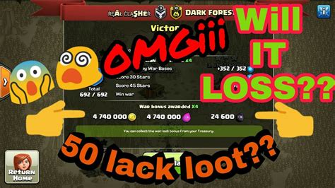 IS THE LOOT GOING LOST|HIGHEST LOOT EVER IN COC|4X STAR