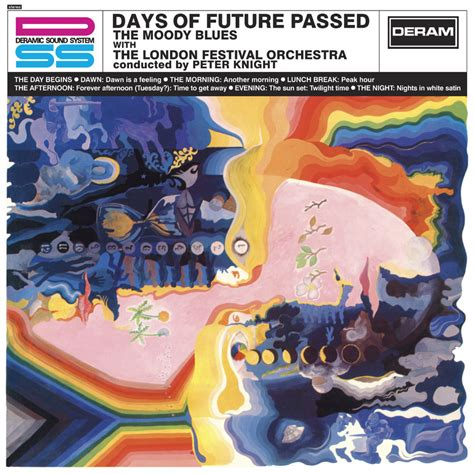 The Moody Blues' 'Days Of Future Passed' Celebrated With