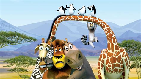 Madagascar Collection - Backdrops — The Movie Database (TMDb)