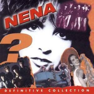 Nena: Definitive Collection - CD (1996, Best-Of)