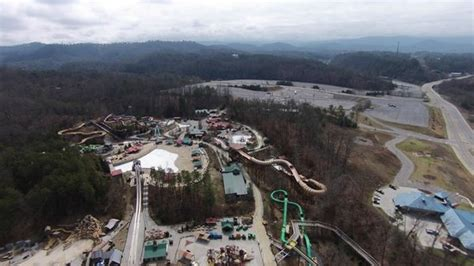 SPLASH COUNTRY - Picture of Dollywood's Splash Country